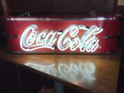 Itand039s Good Day. Full Coca Cola Neon Sign American Miscellaneous Goods