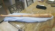 Ted Williams Limited Edition Induction To Hall Of Fame Mlb Bat 187 Of 406 W/coa