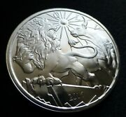 1 Oz 2015 Modern Ancients Lion And Bull Coin .999 Fine Silver Round Goldsilver