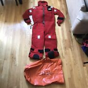 Stearns Immersion Suit From U.s.n.s. Bob Hope Model Iss-590i Adult Universal