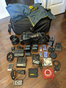 Sony Pmw-ex3 Full Hd Professional Video Camera Excellent Condition