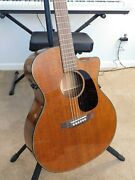 Martin Gpc-15m Custom Acoustic Electric Guitar With Ohsc