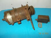 Auto-lite Gas 4190 Generator Removed From King Midget