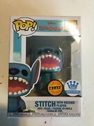 Disney Funko Pop Lilo And Stitch Limited Edition Chase Exclusive Rare And Hot