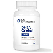 Dhea Anti-aging 100 Mg 60 Tablets By Life Extension
