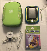 Leapfrog Leappad 2 Tablet W/cables, Game, And Backpack Case Tested And Works - A1