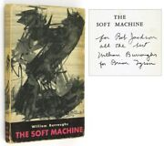 William S Burroughs / The Soft Machine Signed 1st Edition 1961
