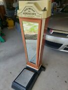 Vintage Watling Coin Operated Scale