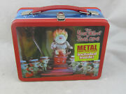 New - The Year Without A Santa Claus Metal Lunchbox W/ Thermos Neca