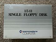 Commodore 64 1541 Floppy Disc Drive C64. Working In Original Box And Packaging.