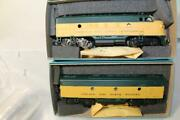 Athearn Blue Box Ho Scale Candnw F7a/b Both Powered 3231/3232 Dc