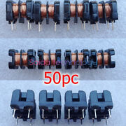 Uu9.8common Mode Inductance 0.32 Copper Wire 3a Double Wire Parallel Winding 1mh