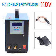 5kw Hand-held Spot Welder Pedal Manual Welding Machine Foot Switch Control Used