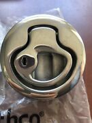 New Southco M1 Series Flush Pull Stainless Steel Locking Boat Marine Latch
