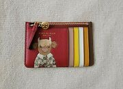 Ozzie The Ox Credit Card Holder And Coin Purse Limited Edition