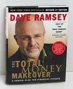 Signed Dave Ramsey Total Money Makeover Hardcover Book