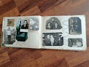 Vintage Photos Photo Album Of A Family 1955 Ussr Russian Military Tanks Army