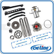 For 09-12 5.4l Timing Chain Kit Water Pump Thermostat Valve Cover Gasket