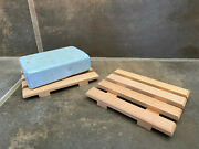 28 Spanish Cedar Wood Soap Dishes - Proudly Handmade In The Usa