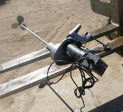 Mixer Agitator 3/4 Hp S/st Indco Mdl S-7g Clamp