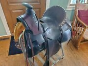 Half Seat 1800s Main And Winchester Saddle