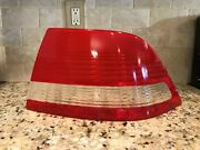 2003 2004 2005 2006 2007 Saab 9-3 Tail Light Lens Right Pass Side .