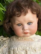Sfbg French Bisque Doll Mold 252 Size 10