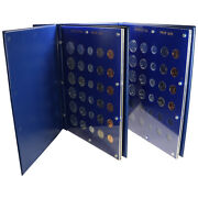 1955 - 1964 Silver Proof Sets In Proof Album Most Are Cameo Ww377
