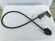 Vintage Ignition Coil Switch Looks Similar To Autolite W/key And Fob Hudson Etc.