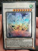 Yugioh Stardust Dragon Ghost Rare Tdgs-en040 1st Edition Moderately Played Mp