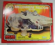 Star Wars Kenner 70140 Micro Collection Millennium Falcon 1982 Mib Sealed