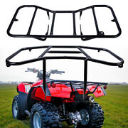 Front And Rear Rack Carrier Set For Honda 2005-2016 Trx 250 Trx250 Recon 250 Atv