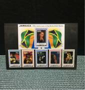 Bob Marley 50th Anniversary Of His Birth Postage Stamp Jamaica Stamps Collection