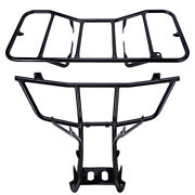 Front Bumper And Rear Rack Carrier For Honda 2005-2016 Trx 250 Trx250 Recon 250
