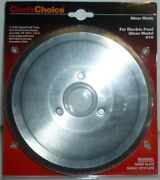 Chef's Choice Meat Slicer Fine Edge Blade For Ultra Thin Slicing, Model 610