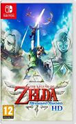 The Legend Of Zelda Skyward Sword Switch Brand New And Sealed