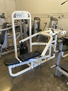 Multi Chest And Shoulder Press Combo Gym Machine