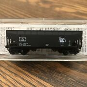 Kadee Micro Trains 55210 Central New Jersey N Scale 33and039 Twin Bay Hopper