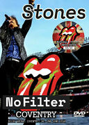 The Rolling Stones No Filter In Coventry 2018 2dvd