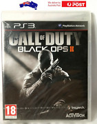 Brand New Call Of Duty Black Ops 2 Ps3 Zombies Campaign Multiplayer 2012