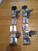 Vintage Small Block Chevy Ignition Wire Heat Deflectors From 60's And 70's