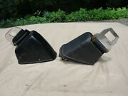 1967 Chevy Impala Deluxe Seat Belt Retractors Robbins And General Safety 1966