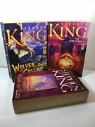 Lot Of Stephen King, Wolves Of The Calla, Wizard And Glass, Song Of Susannah