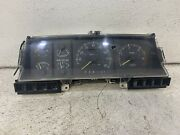 1990-1991 Ford F250 And F350 Diesel A/t Tach Speedometer Cluster Tachometer Gauges