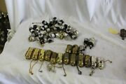 Collectable Lamp Parts Sockets Brass