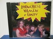 Andrea Abbate - Raunchiest Women Of Comedy - Cd - Mint Condition - E21-1817