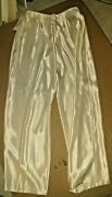 New Nygard Collection Women's Pants Size 8 Ann Margeret Pinball Wizard White