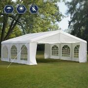 Quictent Heavy Duty Shelter 20'x20' Party Tent Wedding Gazebo Marquees Canopy Us