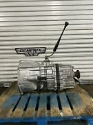 2008 Ford F350 Powerstroke Zf 6 Speed Zf6001 Complete Transmission 2wd 184k Mile