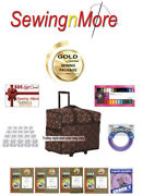 Exclusive Gold Series Sewing Package For Juki Hzl-dx Series Sewing Machines